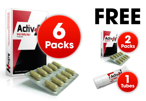 Activ-H 6 Packs
